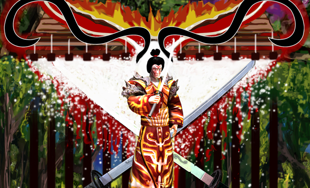Satoshi and the Thousand Samurai